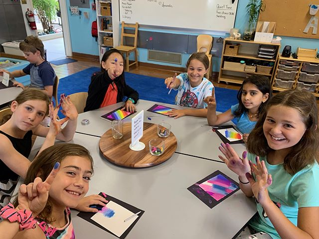 Happy first week of school!! The excitement on campus from the elementary this week was incredible ☀️ we can't wait to welcome our preschool students for their first day of school on Monday! #backtoschool #reggioinspired #elementary #preschool