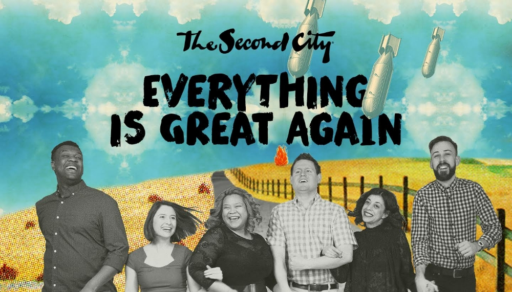 Photo taken from  Second City Website