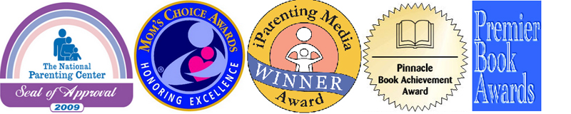 Book awards won by 7 Skills for Parenting Success
