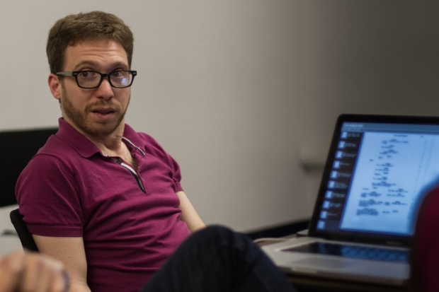 Michael Perlman is the writer and director of the new play At the Table, running at HERE through July 19.