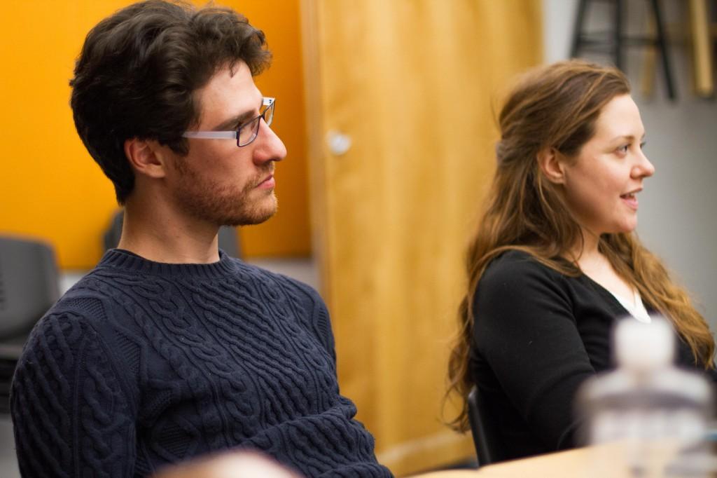 Ben Mehl and Claire Karpen