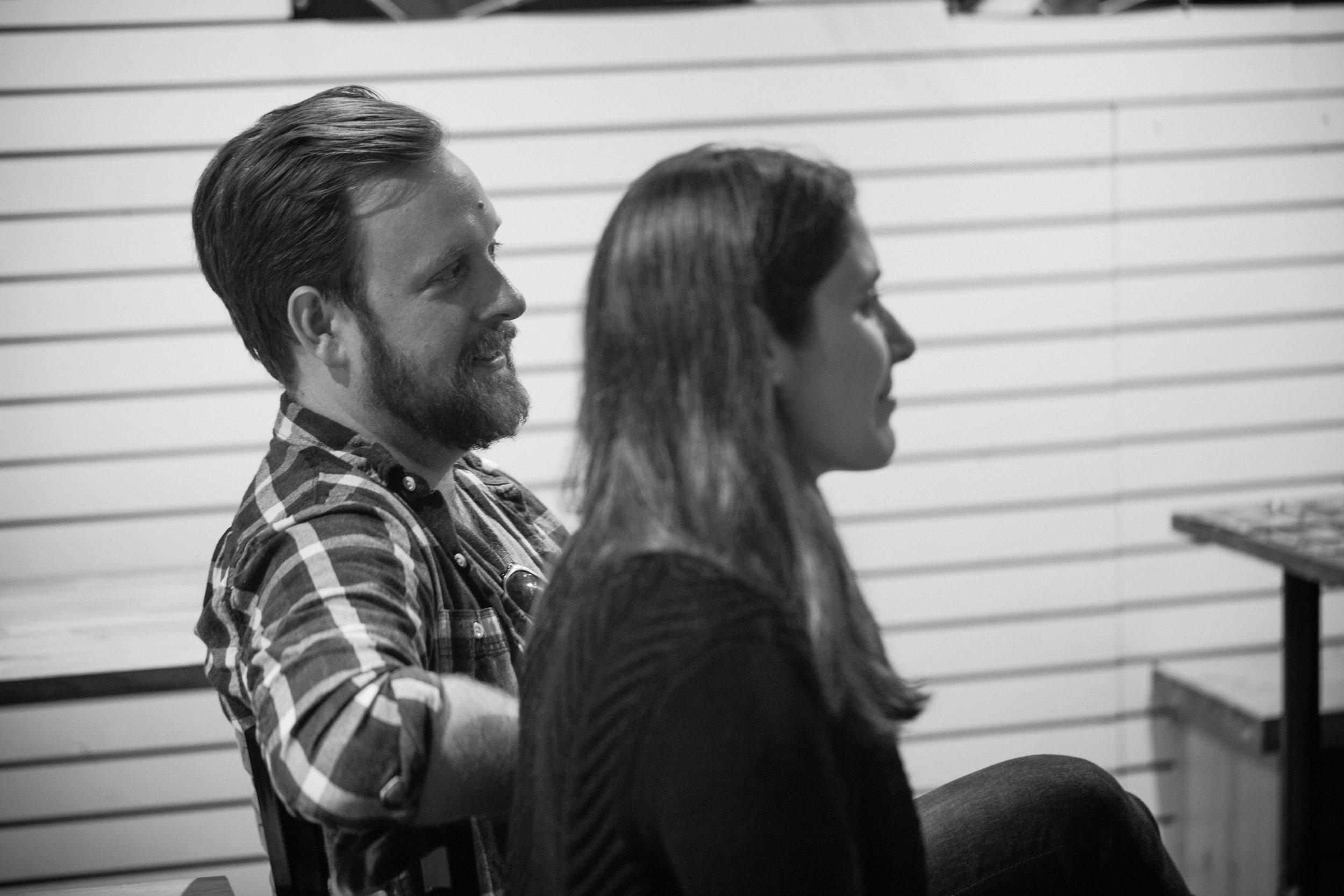 Director Geordie Broadwater. Photo by Katherine Oostman.