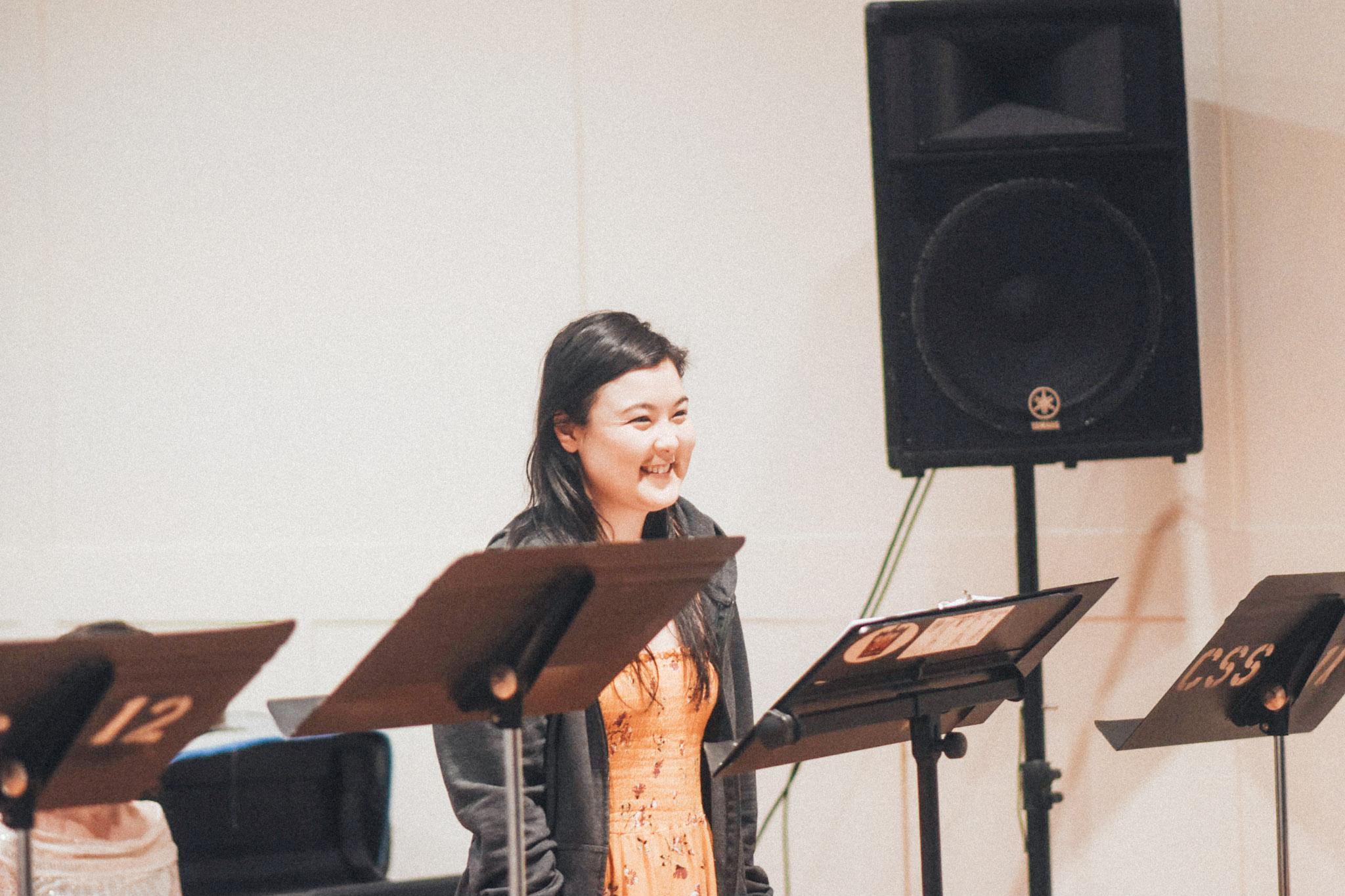 Olivia Oguma // Photo by Kyle Studstill
