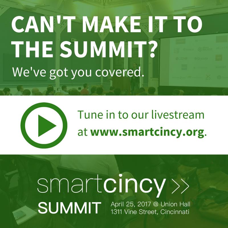 Smart Cincy Summit Live Stream