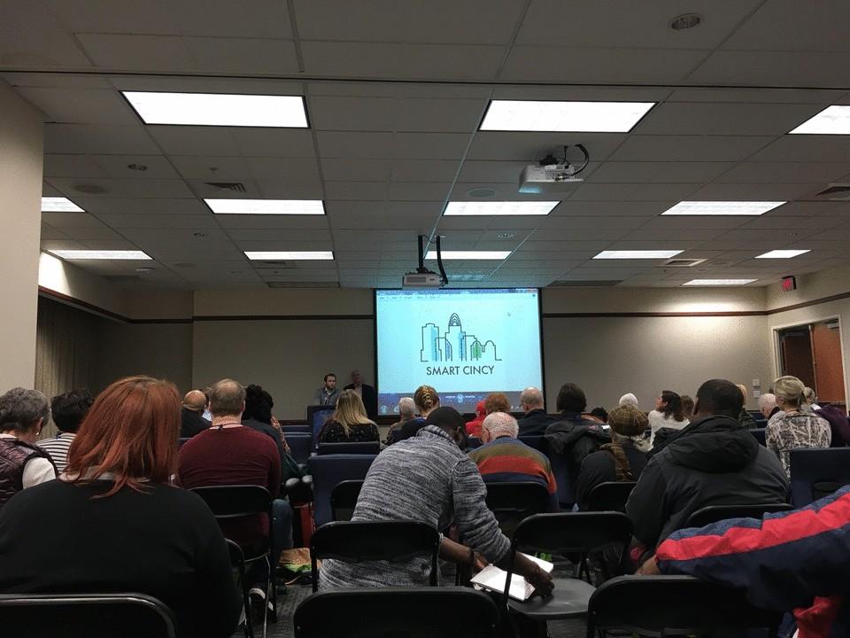 Smart Cincy  - Cincinnati Neighborhood Summit