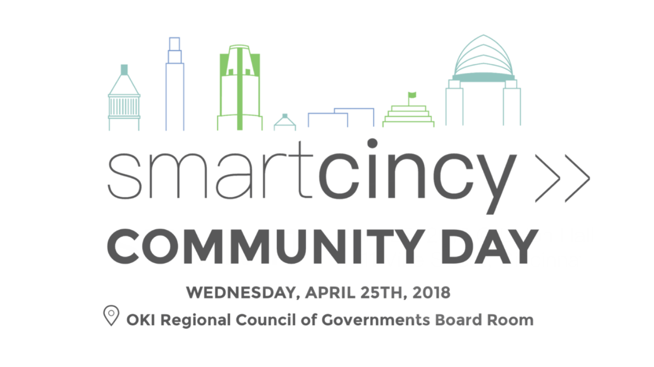 Second Annual Smart Cincy Community Day