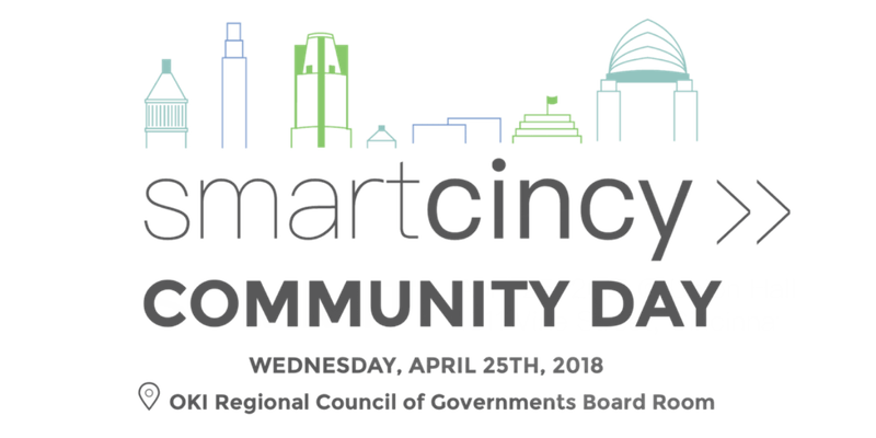 Smart Cincy Summit 2018 - Smart Cities Community Day