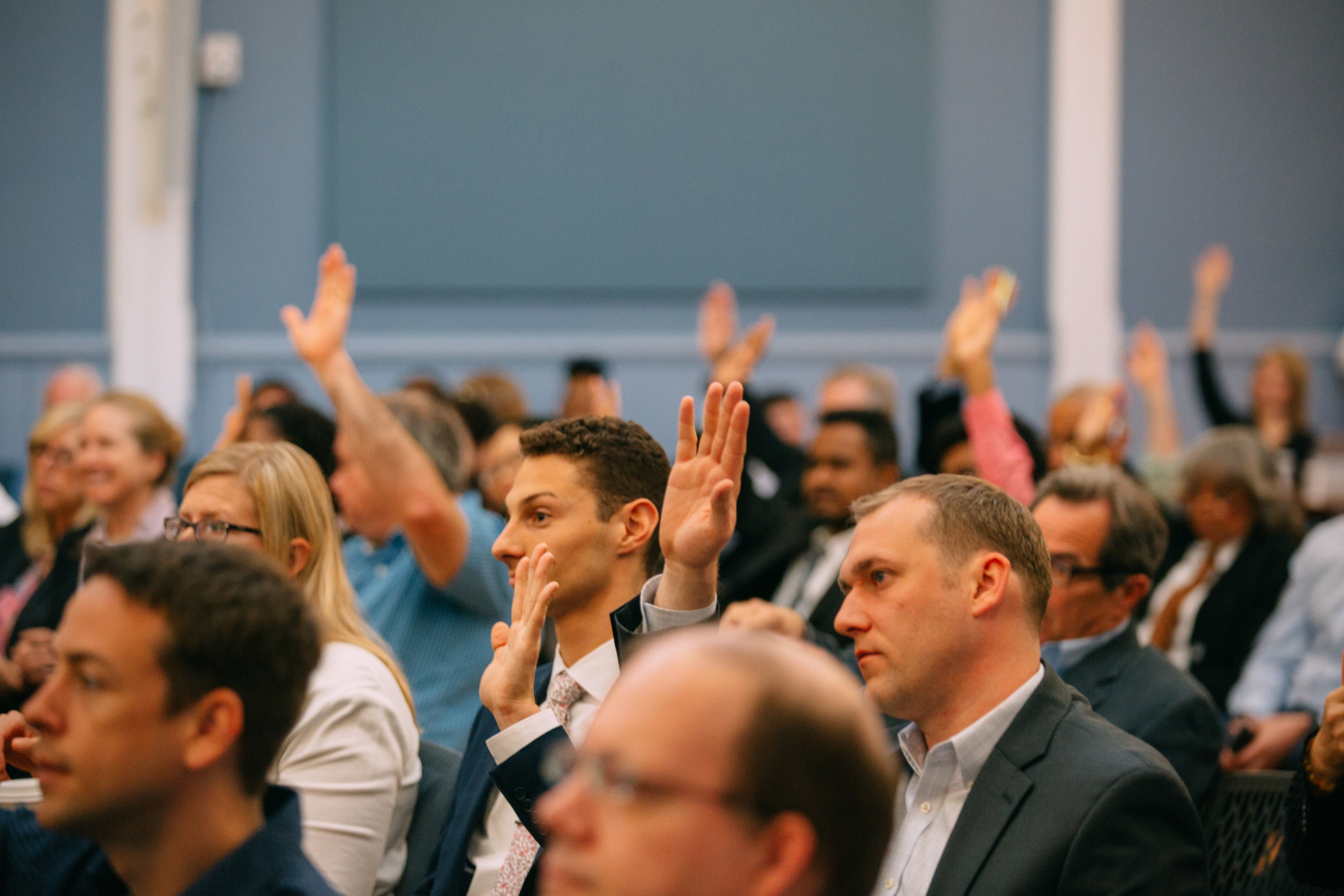 Over 250 guests convened at the second annual Smart Cincy Summit