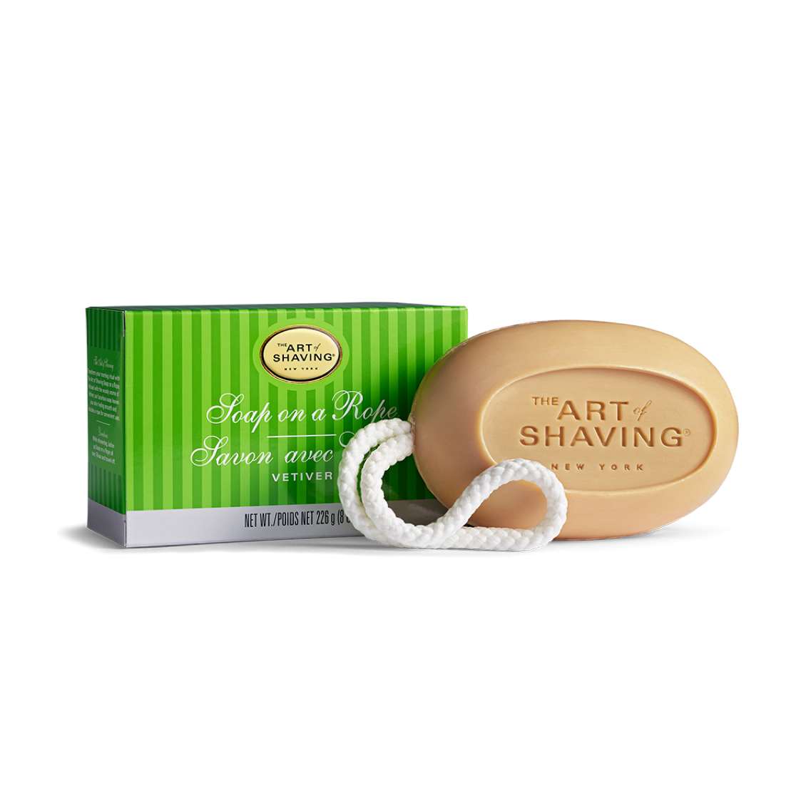 Soap on a Rope from Art of Shaving ($25)