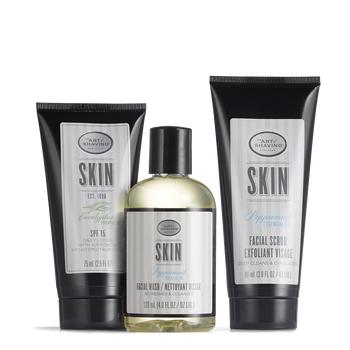 The Art of Shaving Skin Care Kit ($75)