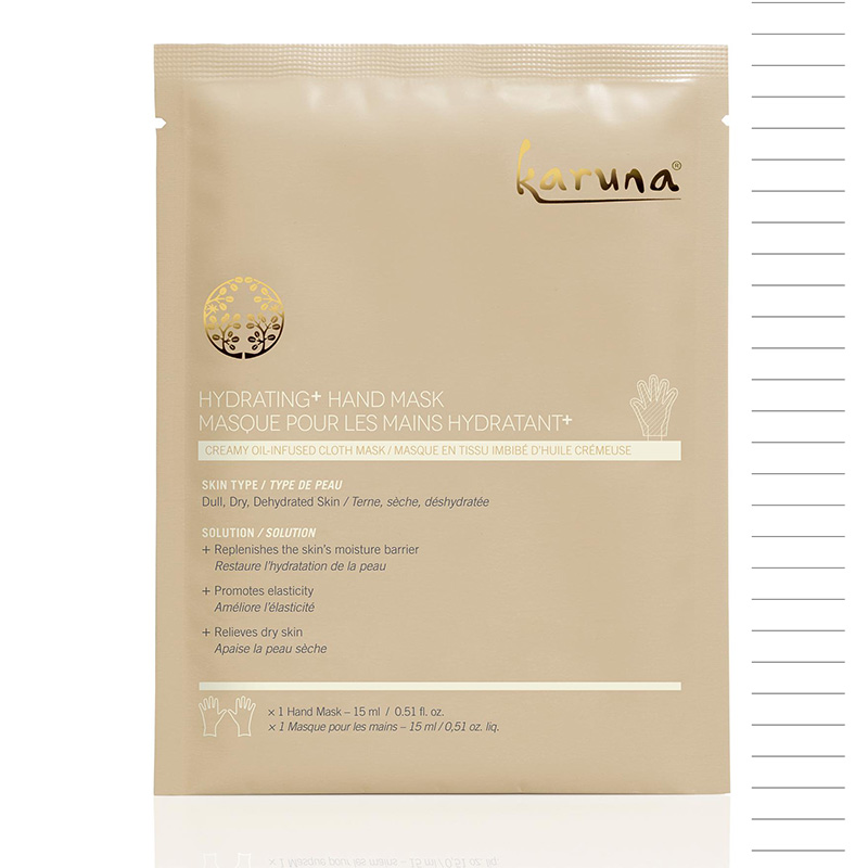 Karuna Hydrating Hand Mask ($32.00 for a four-pack)