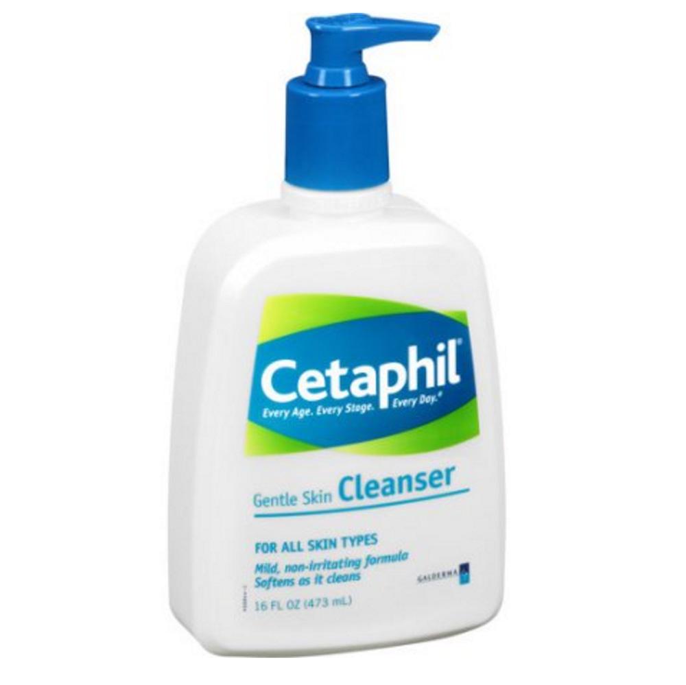 Cetaphil Gentle Skin Cleanser ($2.67 -$9.39)