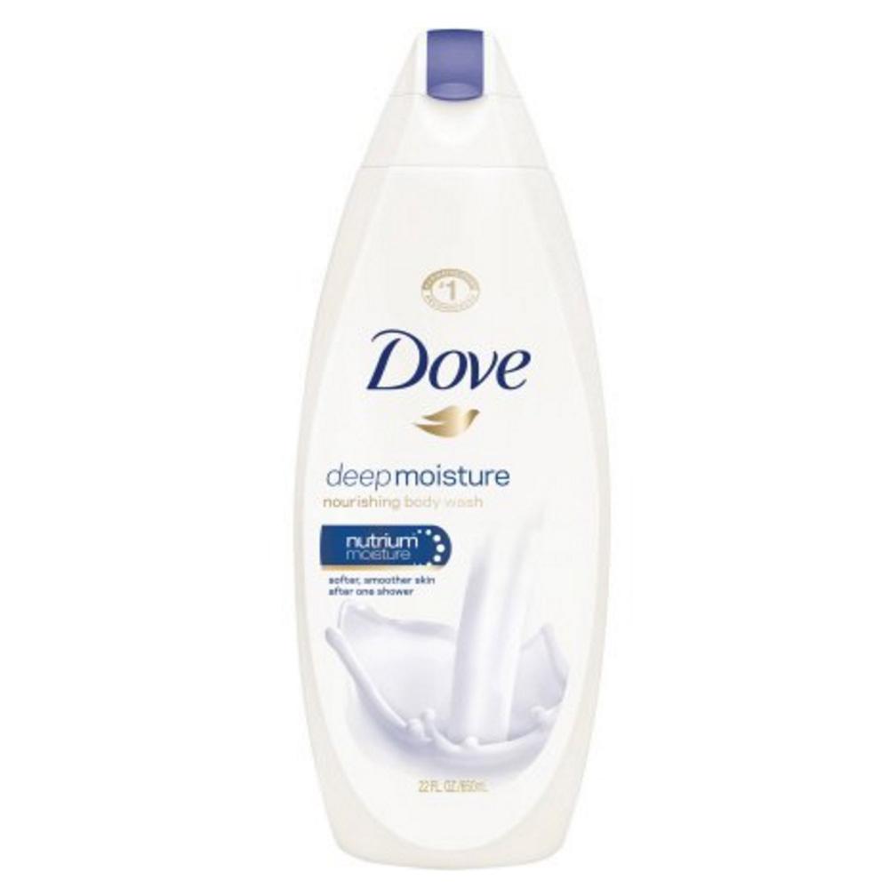Dove Deep Moisture Body Wash ($4.92 -$7.79)