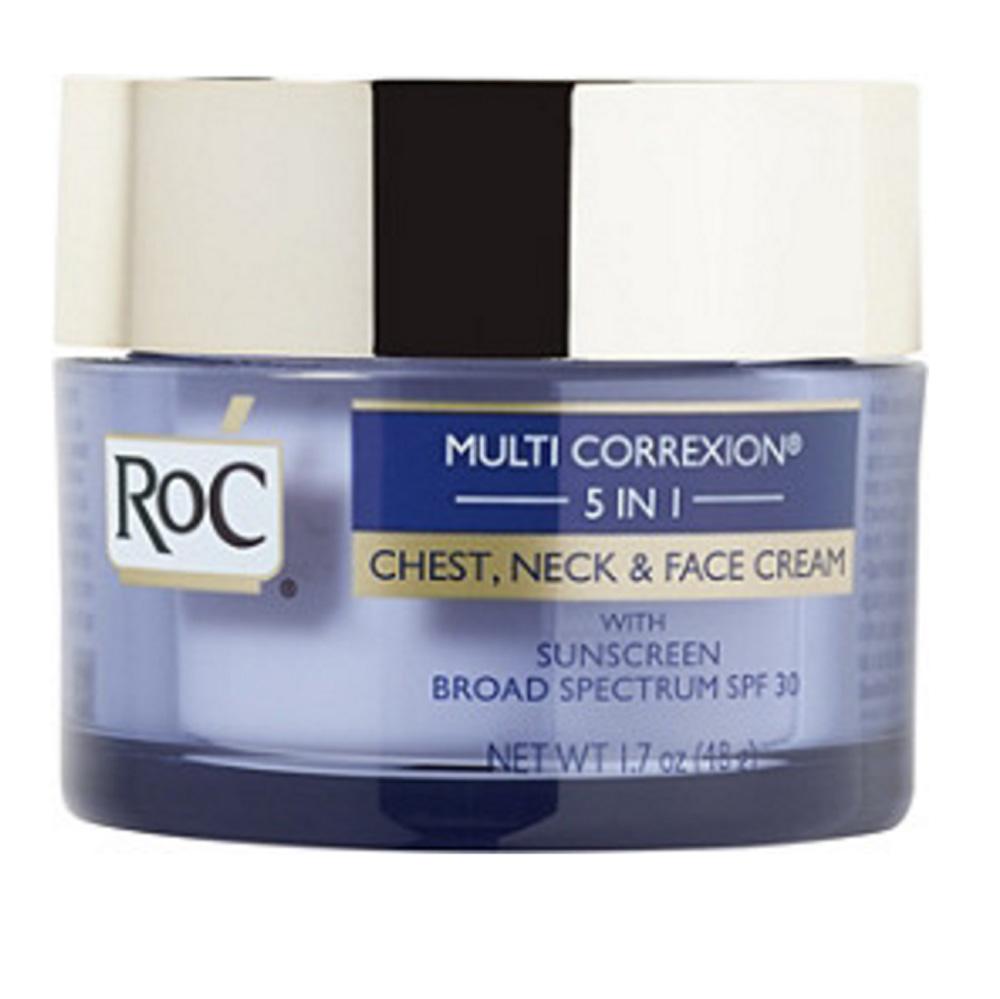 ROC Multi Correxion 5 IN 1 Chest, Neck &Face Cream SPF 30 ($27.49)