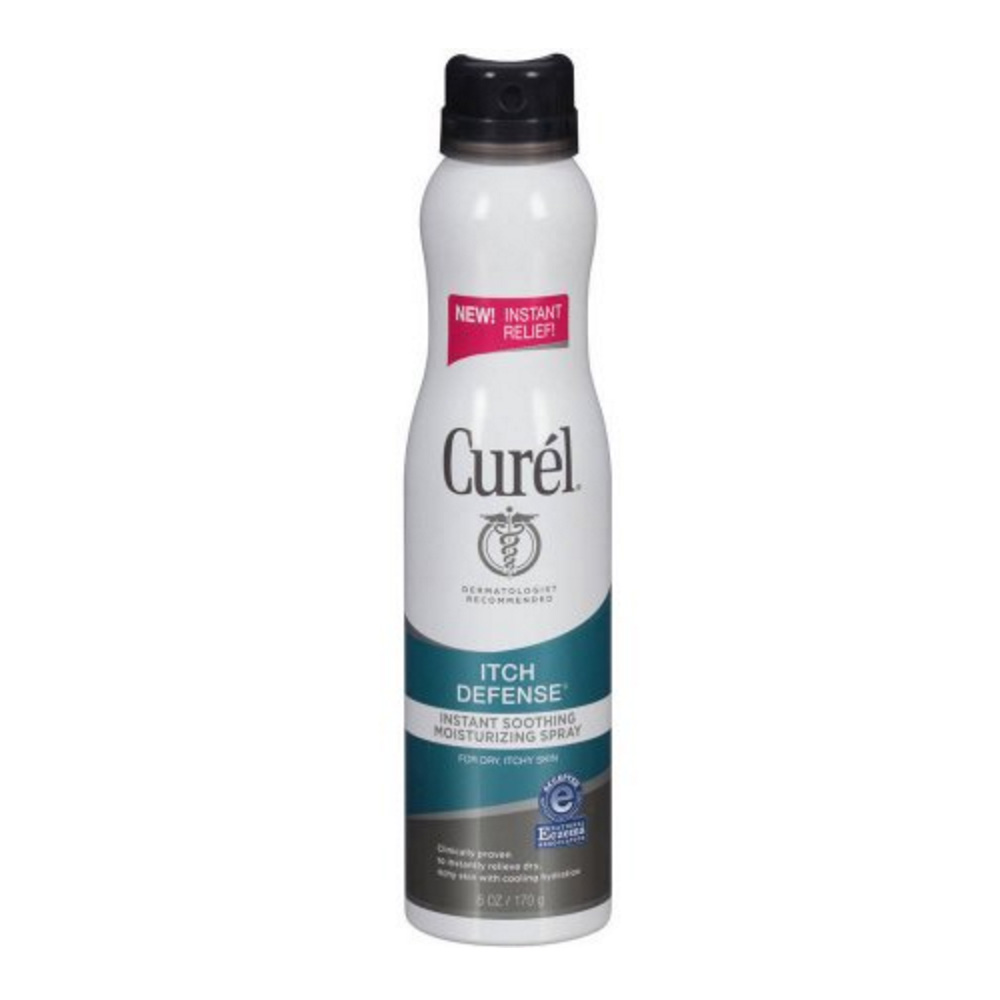 Curél Itch Defense Instant Soothing Moisturizing Spray ($8.88)