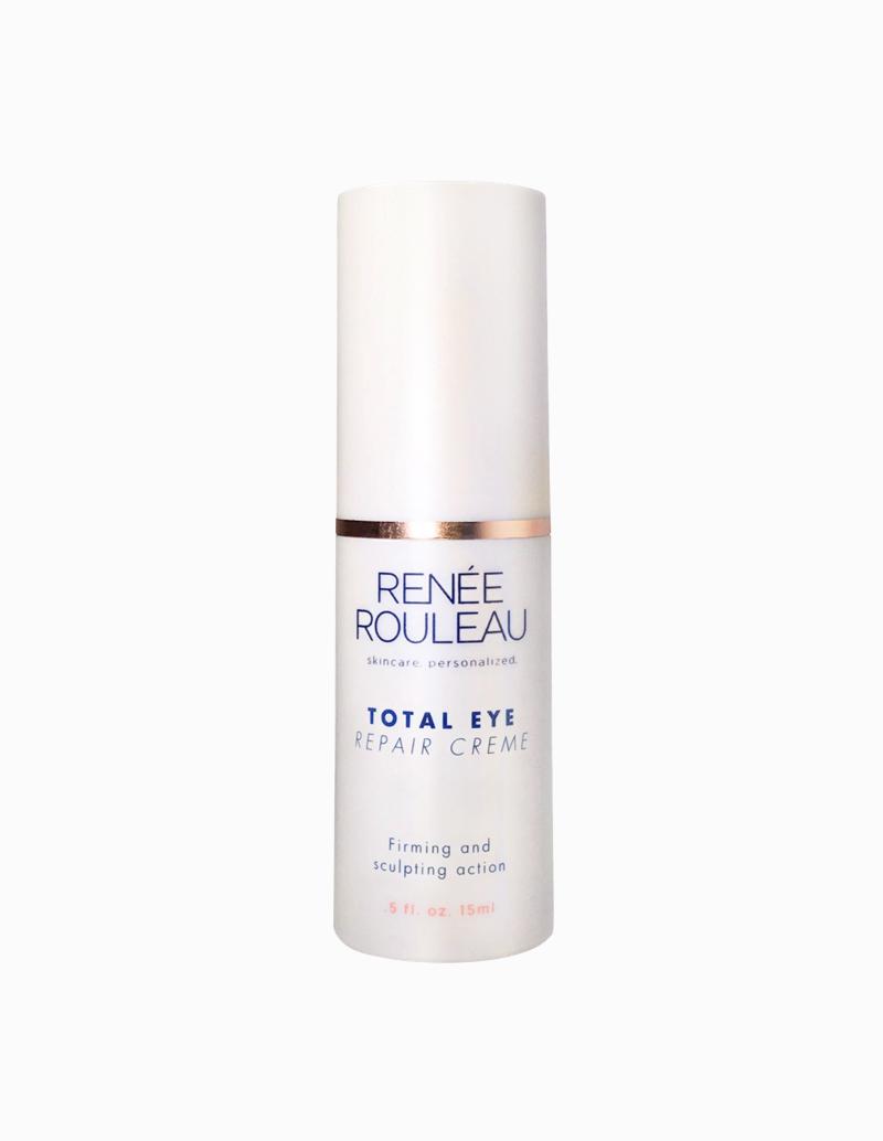 Total Repair Eye Cream:$61.50  Key Ingredients: Licorice Extract, Astaxanthin, Palmitoyl Oligopeptide. Enhances skin's elasticity and encourages freshness.