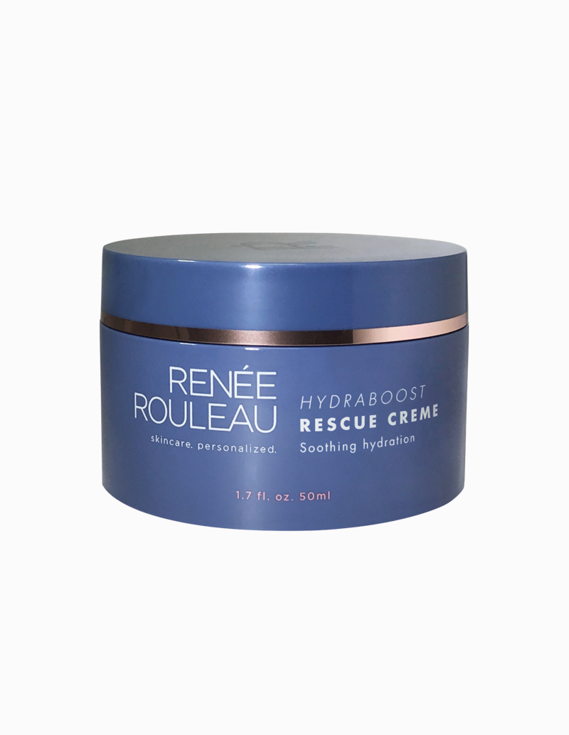 Hydraboost Rescue Creme: $41.50  Key Ingredients: Sea Whip Extract, Red Marine Algae, Passion Fruit Extract. Soothing and anti-inflammatory.