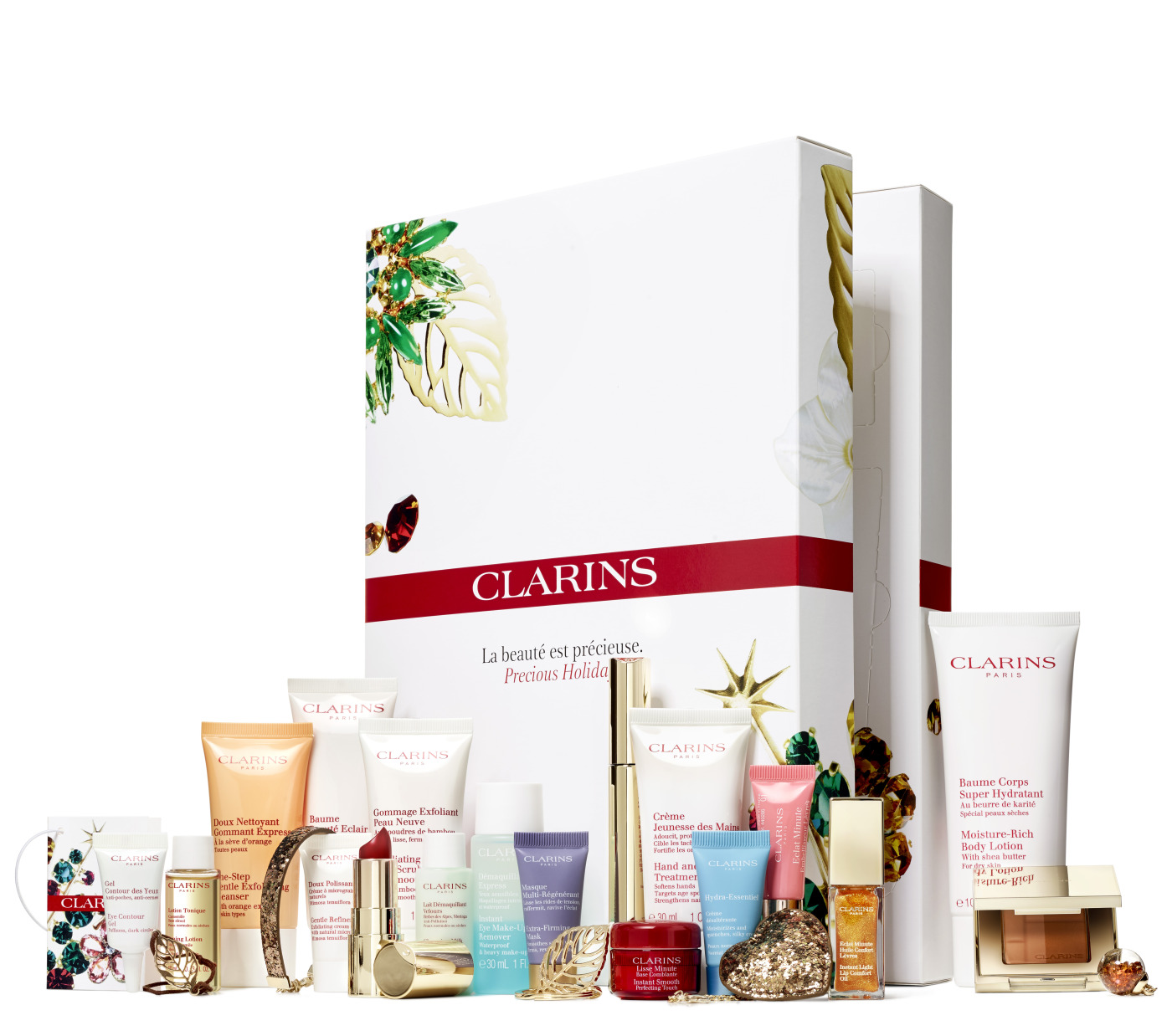 Clarins Advent Calendar 2017.jpg