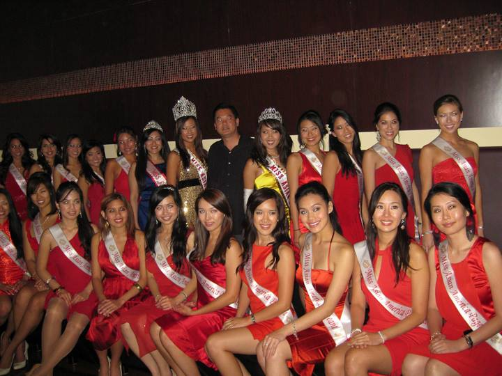Miss Asian America pageant
