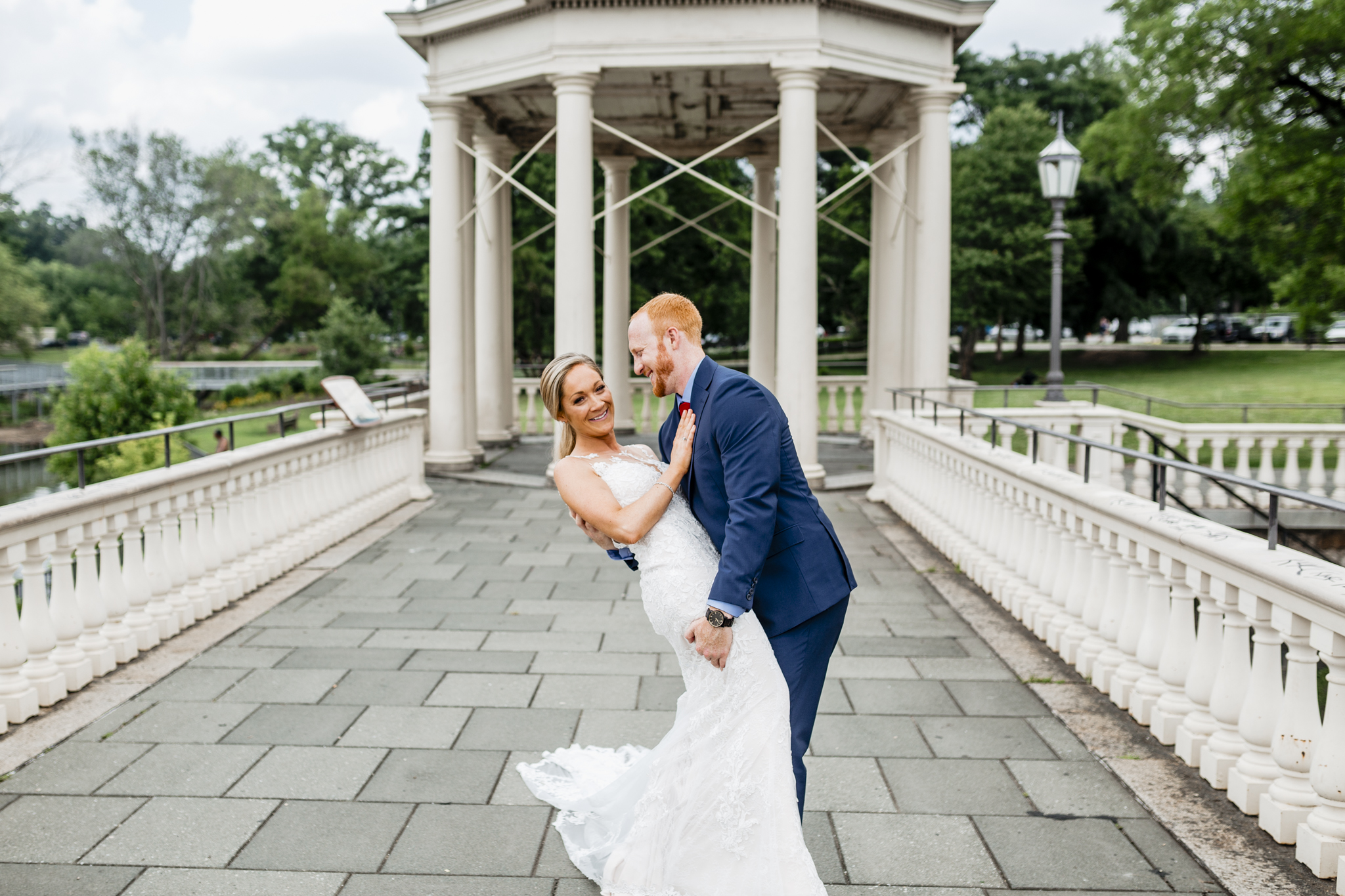 Mary Kate + Zack | Fairmount Water Works Wedding in Philadelphia, PA