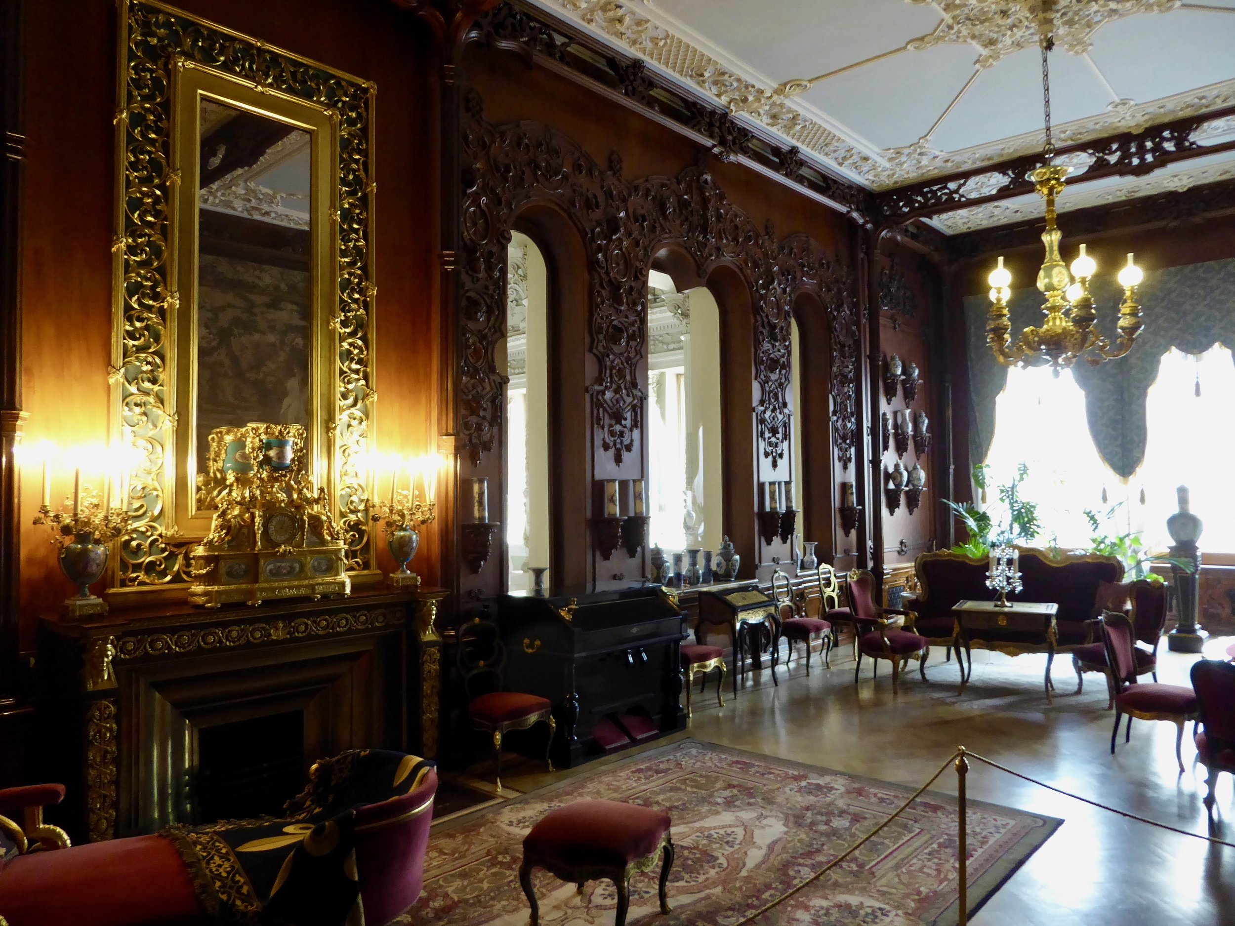 The Yusupov Palace turns out to be one of our favorites.