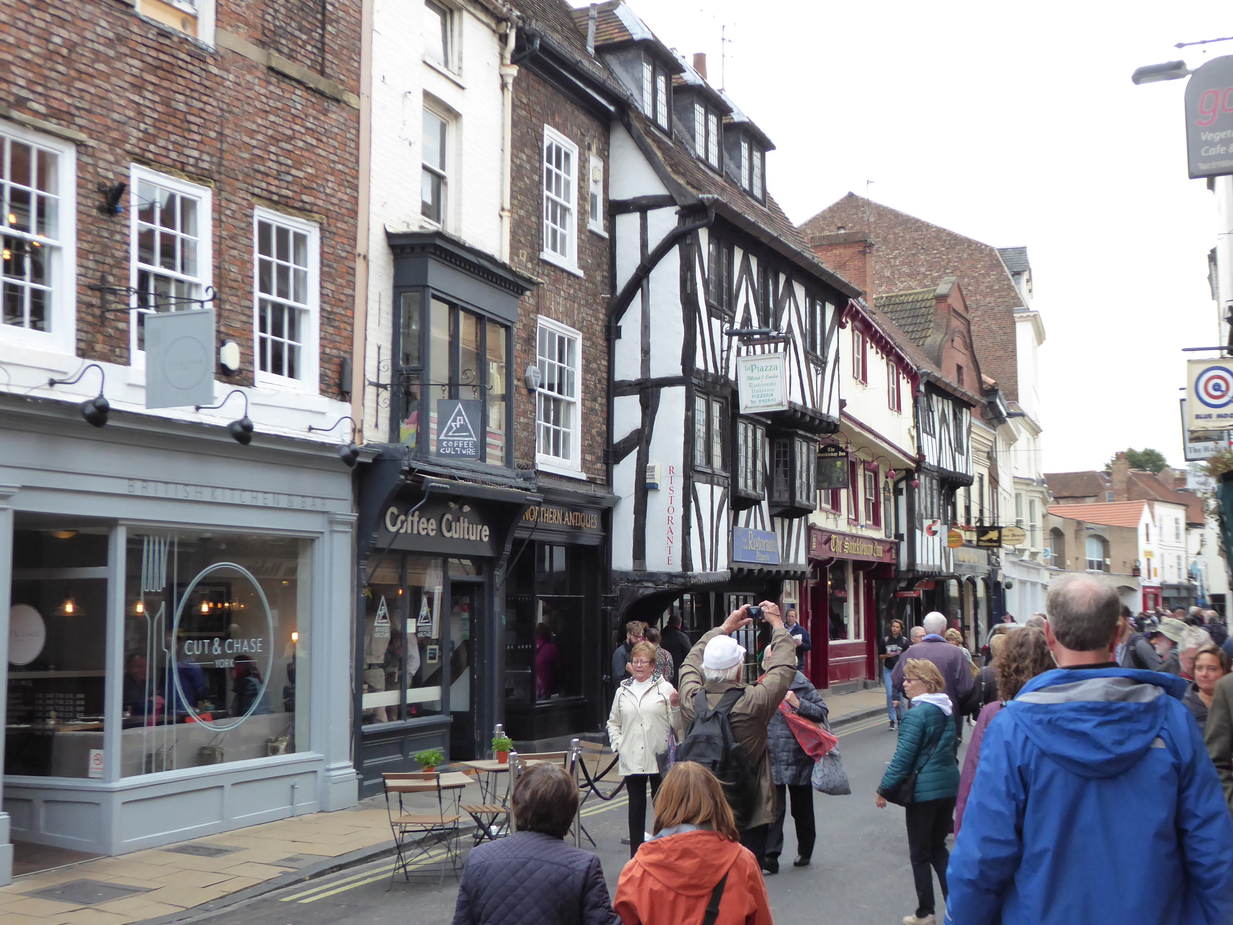 We wish we had more time to spend in the fascinating city of York.