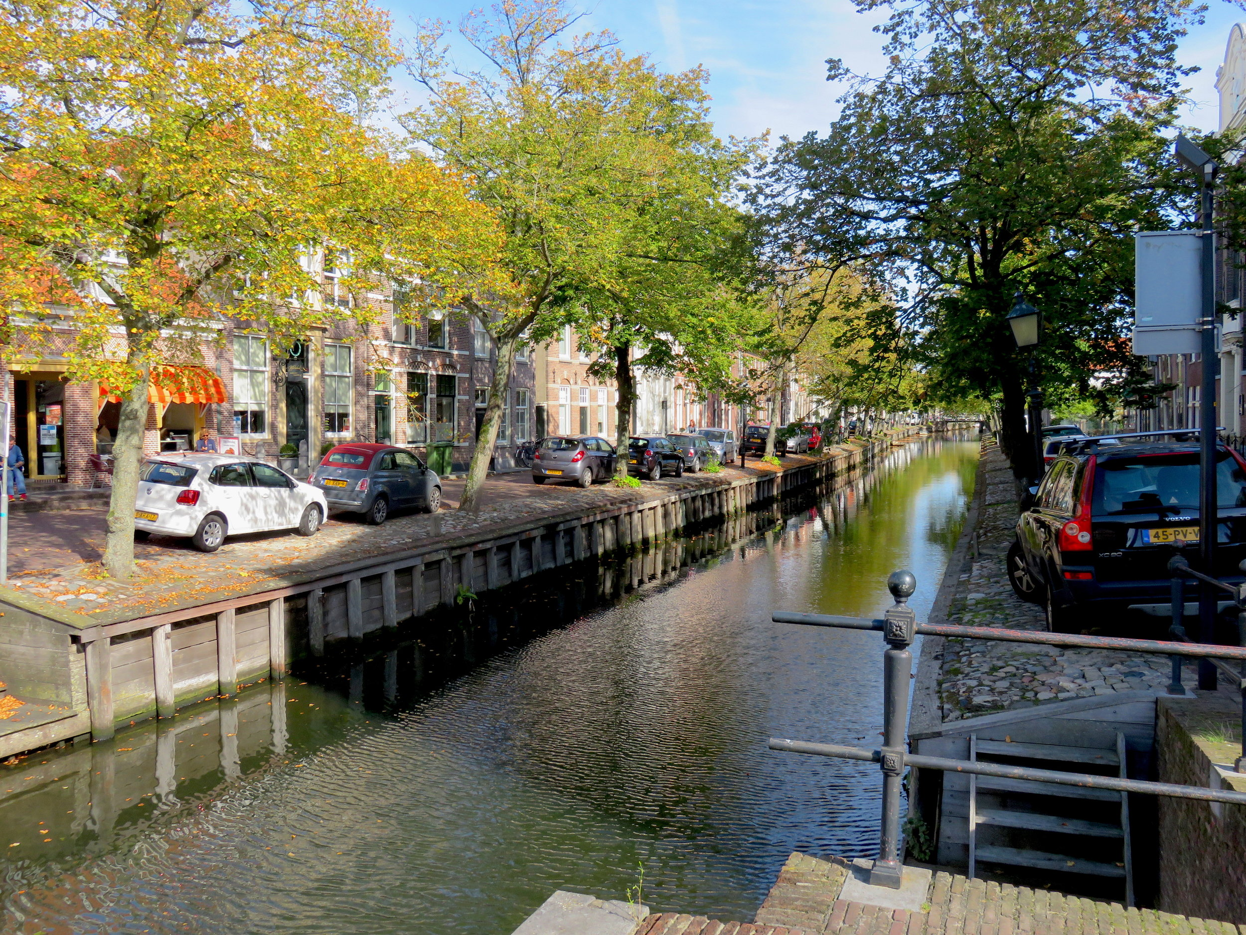 A drive-by to Edam prooves rewarding.