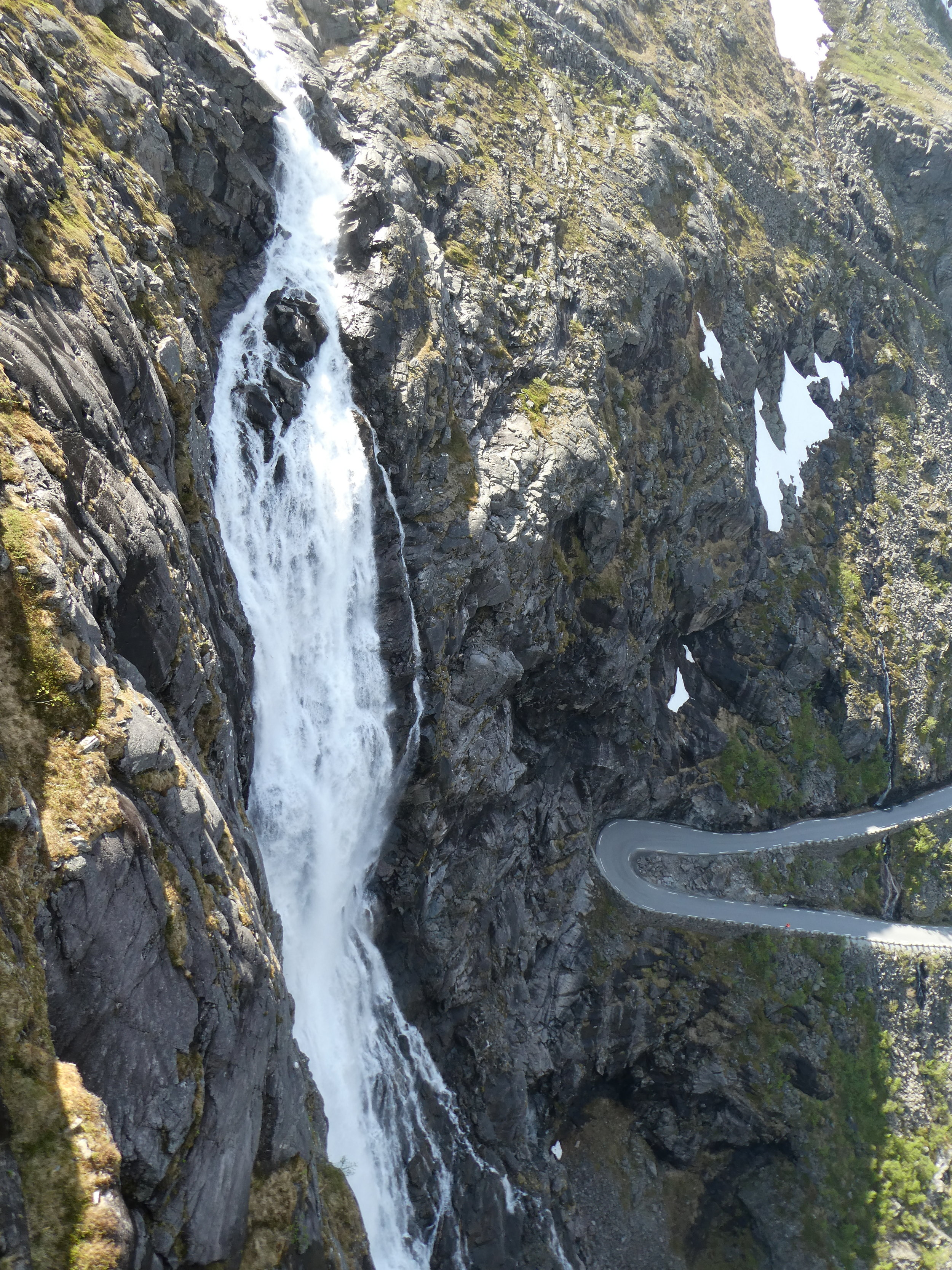 Magnificent waterfalls are everywhere, aided by heavy winter snows and an unusually warm spring.
