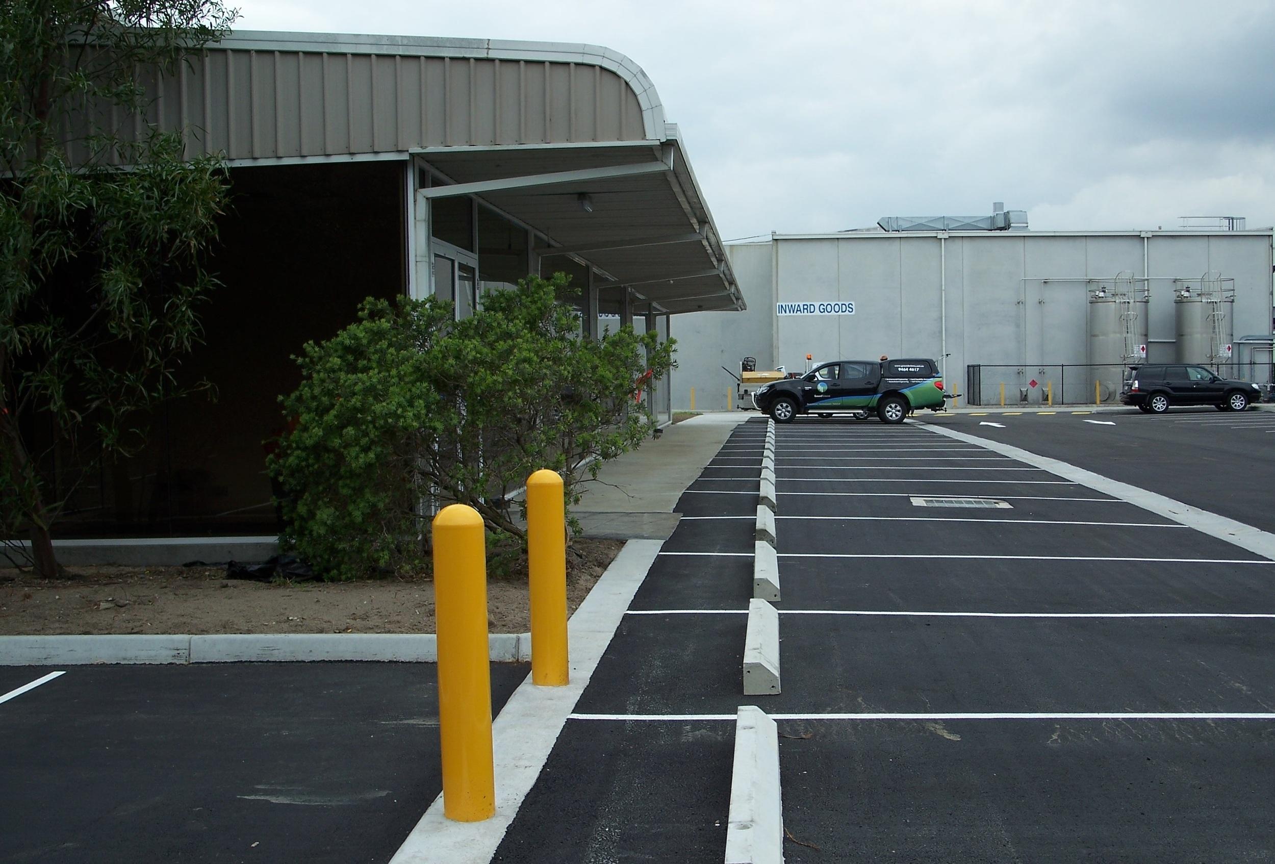 Car Park Construction, Braeside
