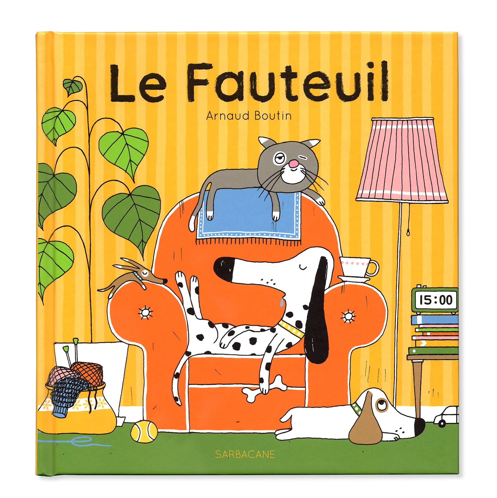 Copie de Le Fauteuil