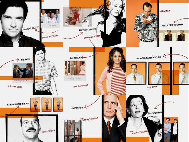 Arrested Development credits / Cimpoe Gallery