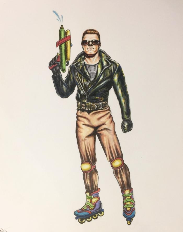 The Terminator Cimpoe Gallery