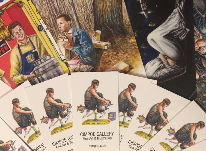 Cimpoe Gallery Marketing