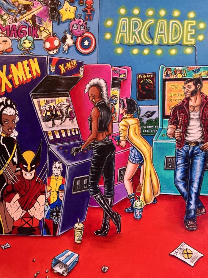 Arcade Fever Cimpoe Gallery