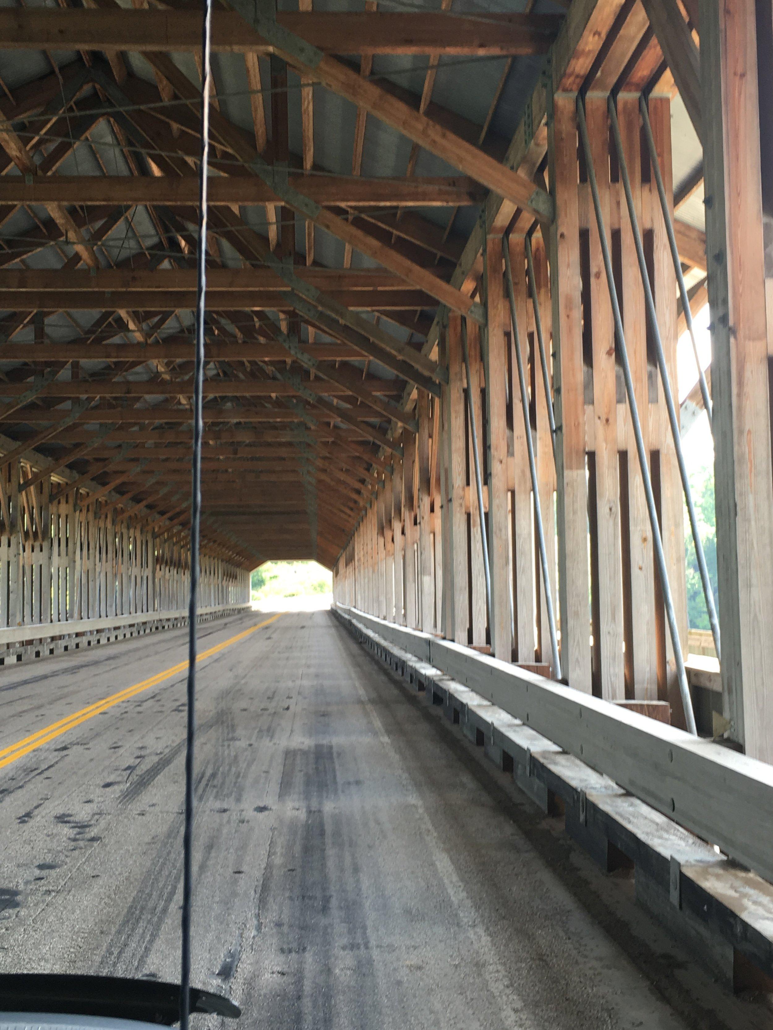 Inside Smolen Gulf bridge