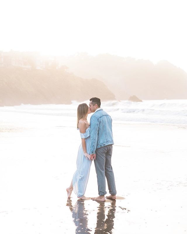 I can't wait to be back at this beautiful beach in a few weeks for a styled shoot with local vendors from SF. If you're a vendor of any kind and are interested in a styled shoot don't hesitate to do them. It's so important to find inspiration and do shoots for fun that will help make your business grow in the style you're looking for. It also helps your future clients see the things you're interested in so you reach the right kind of clientele.