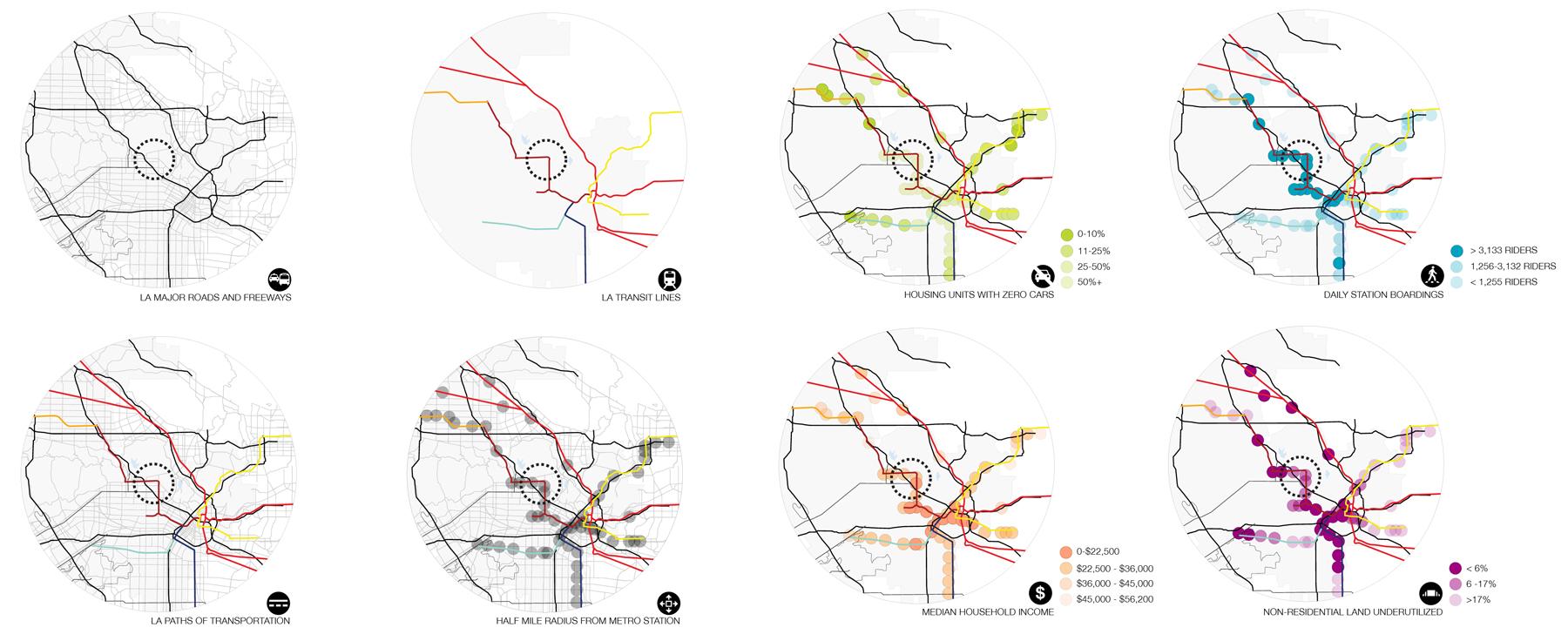 Los Angeles Transit Oriented Development Analysis