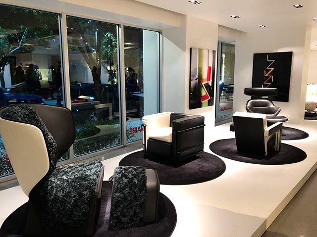Lagerfeld x Cassina @luminaire . . . . . #karl #lagerfeld #karllagerfeld #cassina #furniture #furnituredesign #design #collaboration #KLxCassina #luminaire #miami #designdistrict #miamidesigndistrict