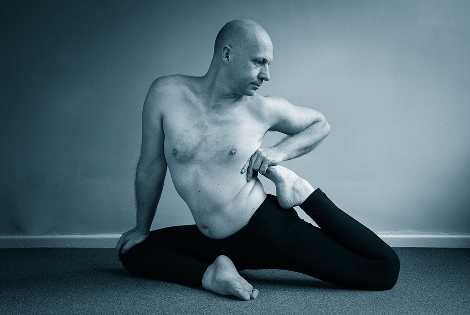 Gary Mills is the director of Hatha Yoga Shala.