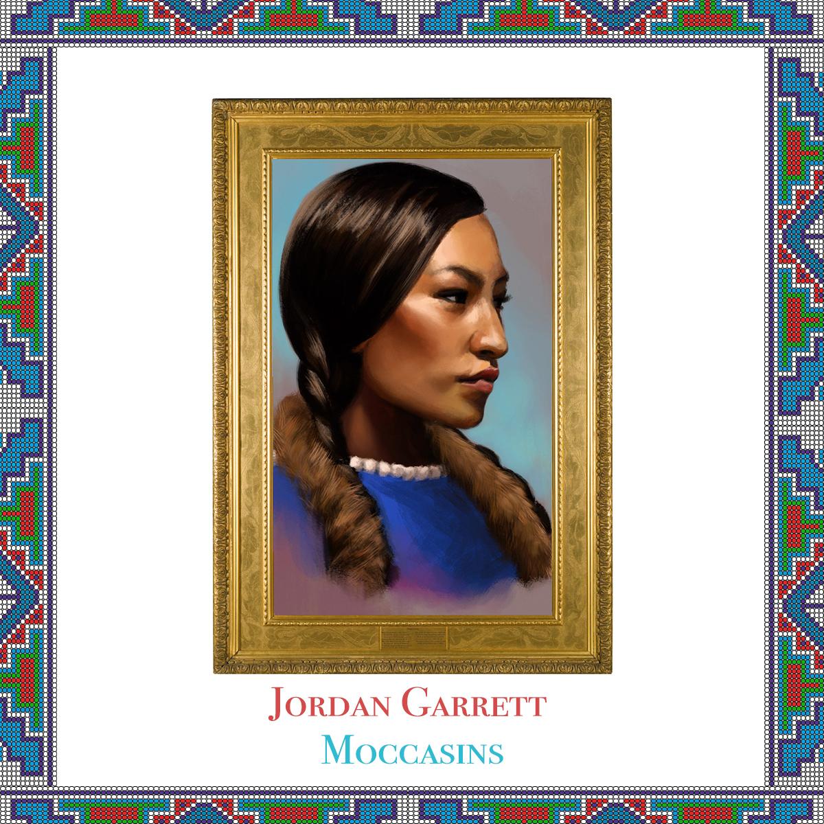 Moccasins by Jordan Garrett