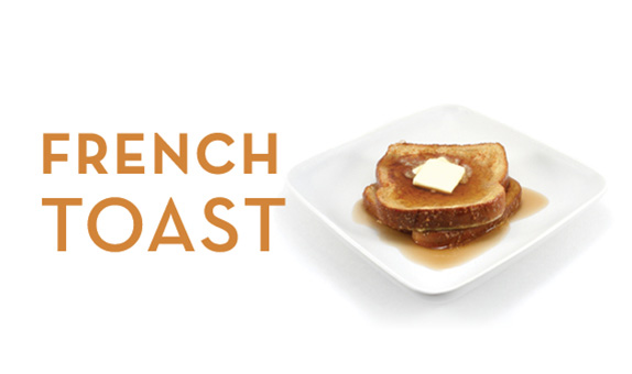 FRENCH TOAST: Bags: $4.75, $5.50, $8.50  Tins: $7.50, $16, $32     Tin Refills: $3.50, $6, $18   Party Bags:  $37