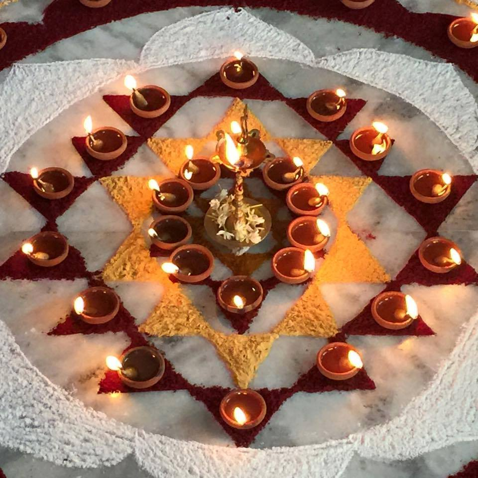 Sri Vidya - Shakta Tantra School - Sri Yantra Puja — Janice Craig