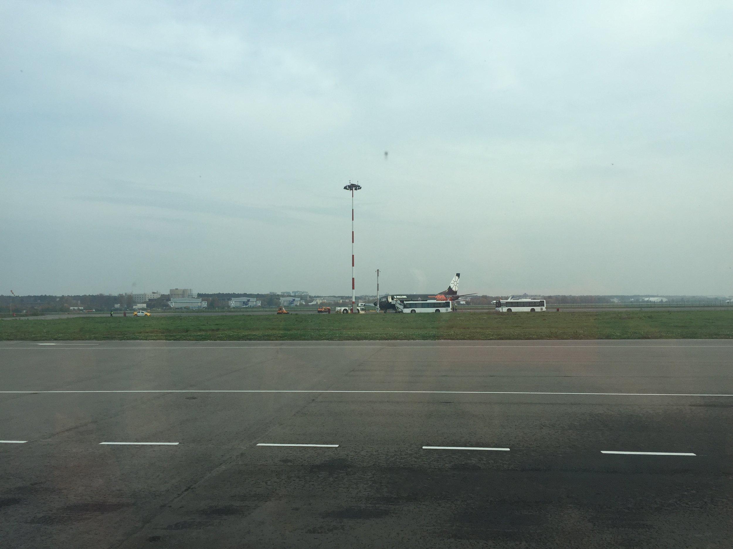 ZhukovskyAirportrunway