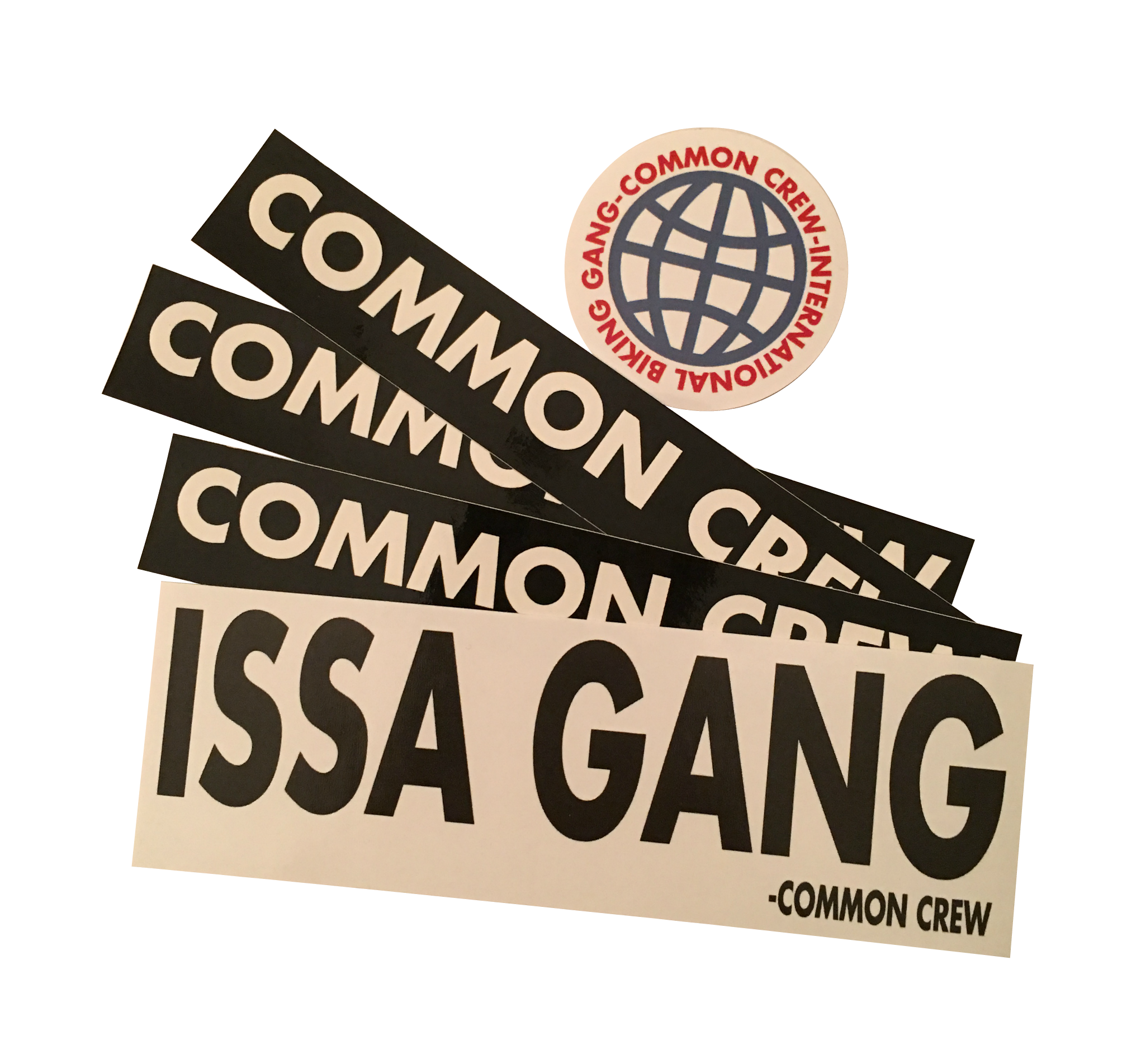 ISSA STICKER PACK!  CLICK HERE TO GET YOURS!