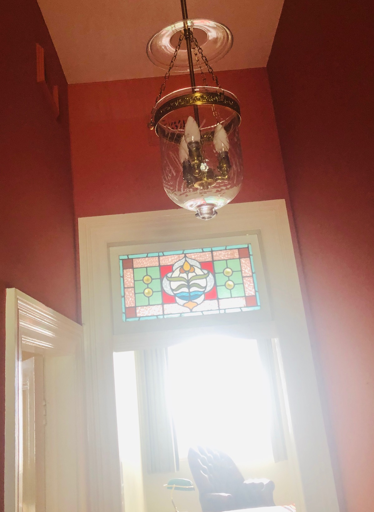 Copy of Gorgeous natural light upstairs