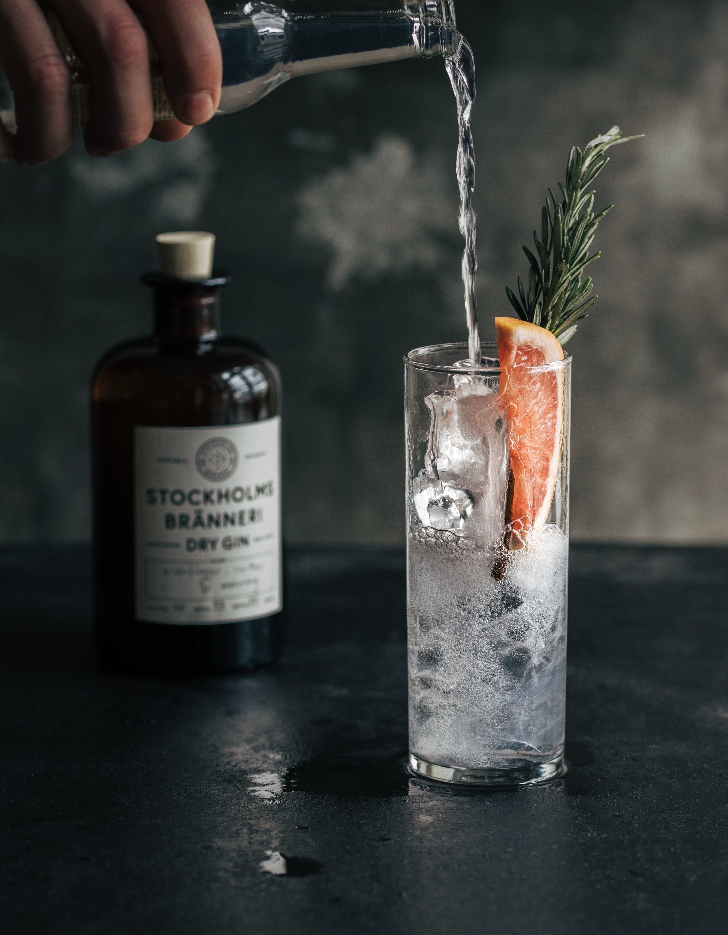 Gin & Tonic - Our signature