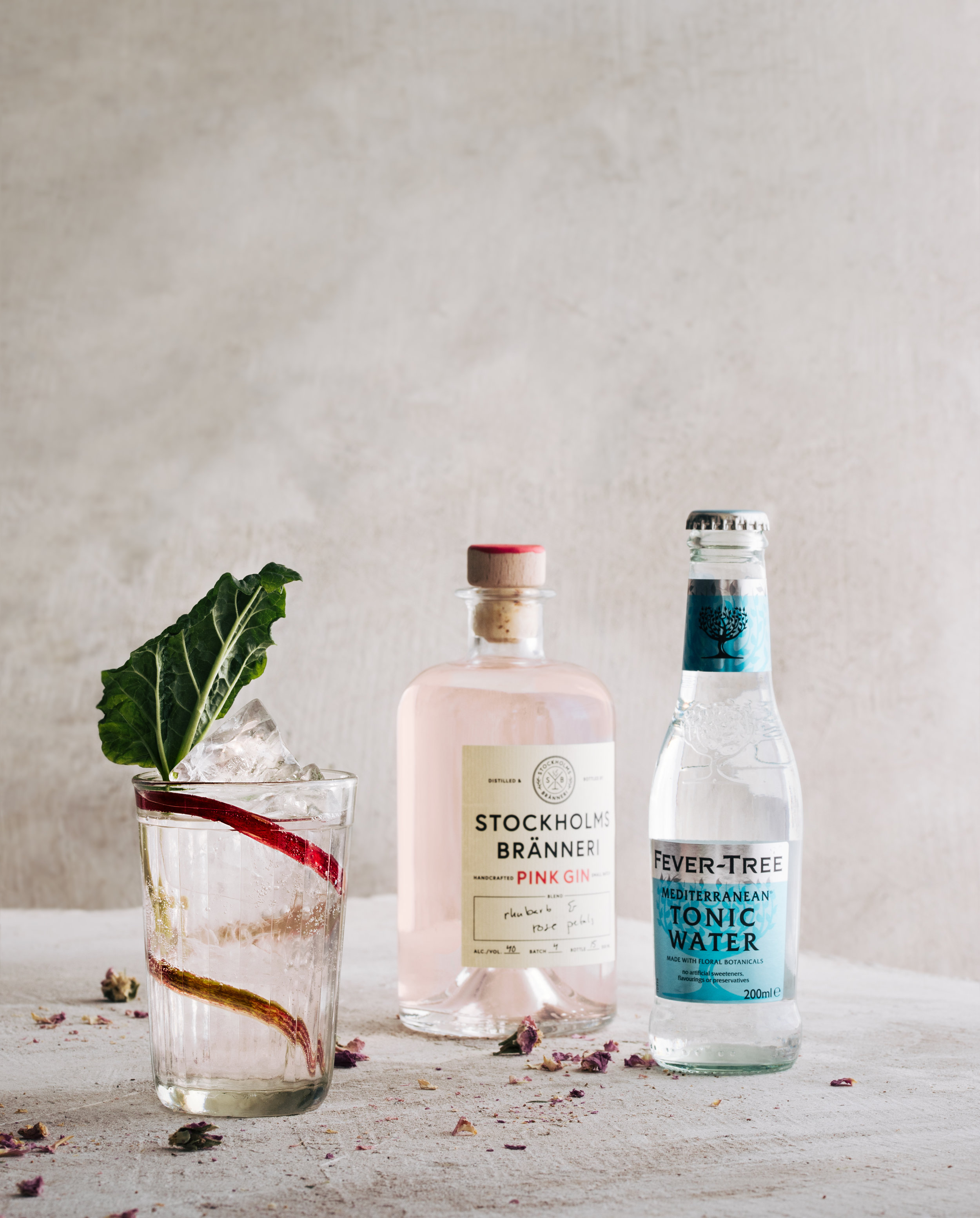 S|B Pink Gin & Tonic - For S|B Pink Gin