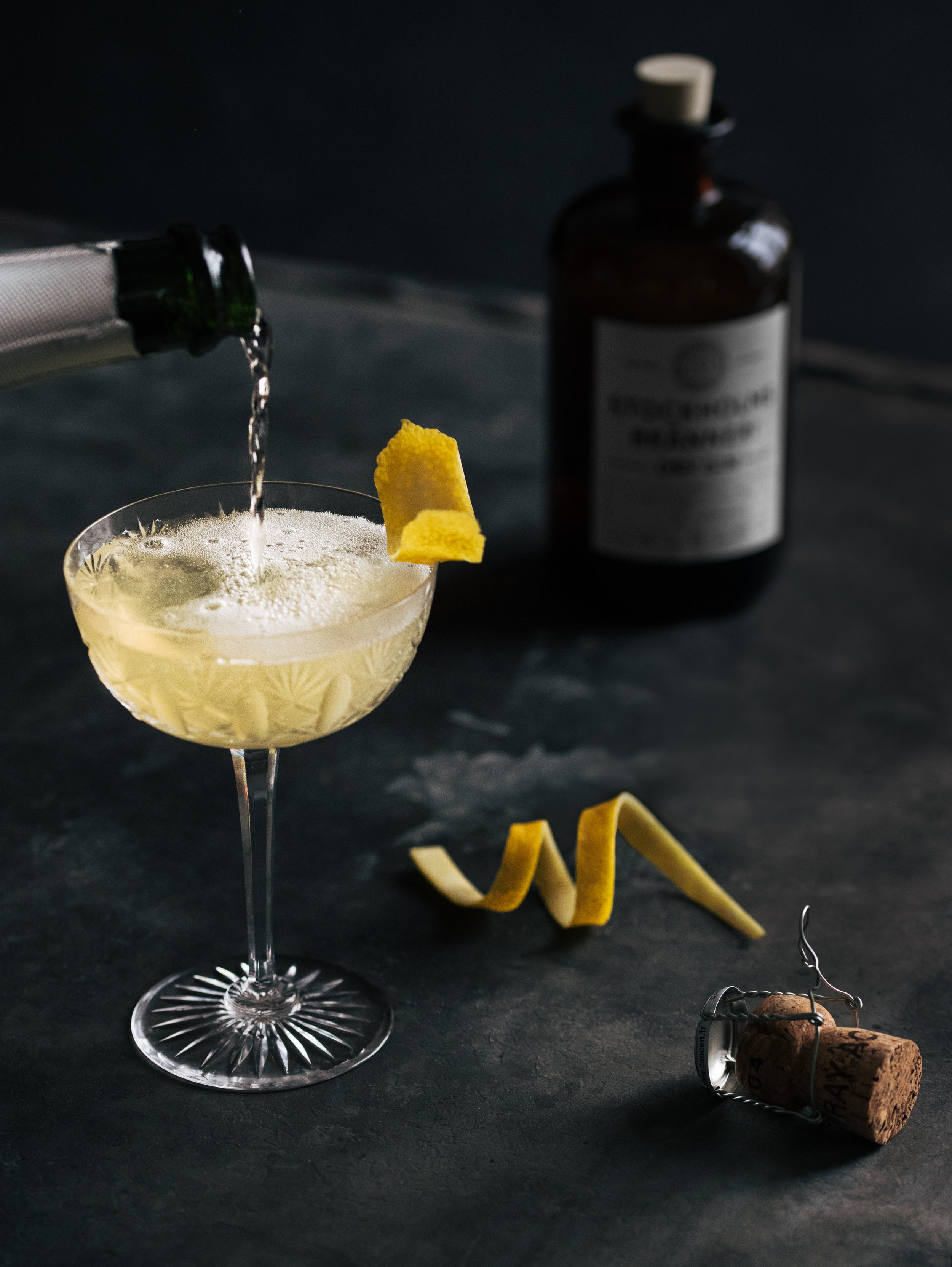 French 75 - To Celebrate