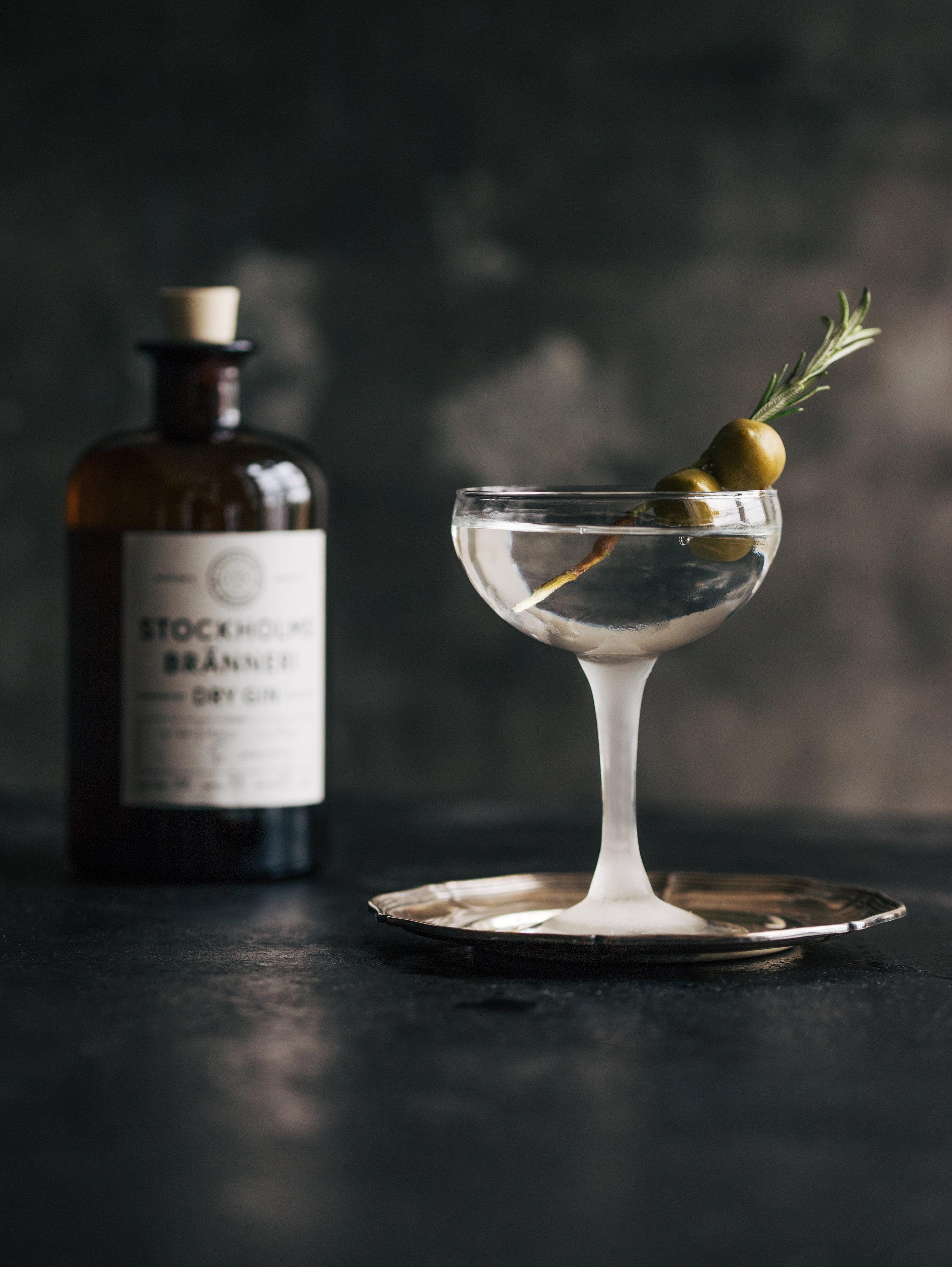 dry martini petter bäcklund
