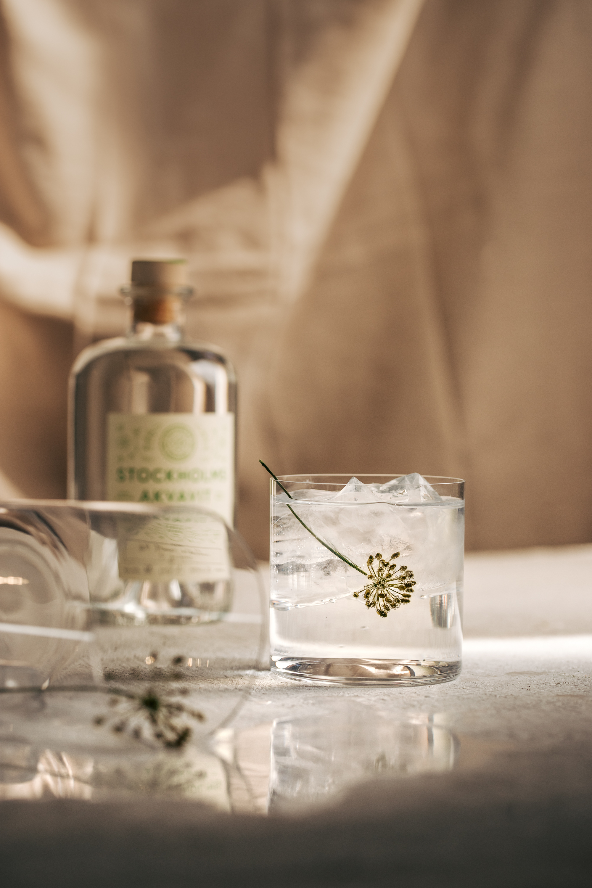 Akvavit & Tonic - The new classic of this summer